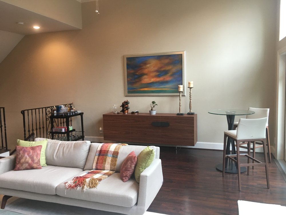HEIGHTS AREA TOWNHOME -
