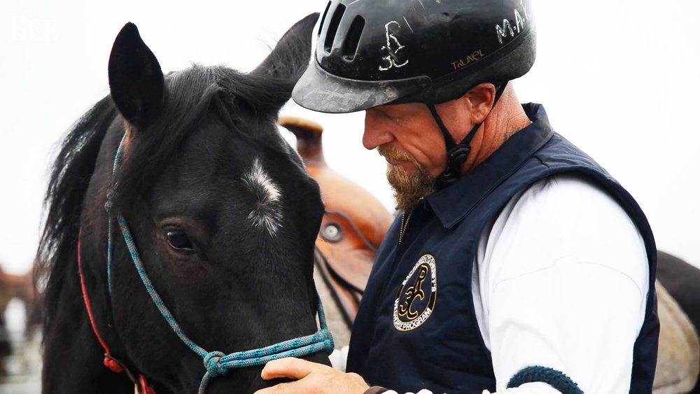 Documentary Film - A Horse, a Convict, A Chance for ChangeInmate Chris Culcasi struggles towards a brighter future while his horse, Zephyr, follows a parallel path.