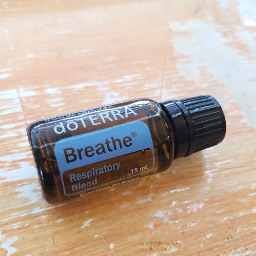 dōTERRA Breathe®  Creates feelings of easy breathing.  more info →
