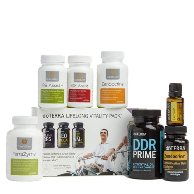 Your health truly manifests itself from the inside out; proper functioning of your vital organs and minimizing toxic load can influence your health as much as any other controllable factor. With its  Cleanse & Restore Kit , doTERRA has created a system to help make toxic load reduction easy for everyone. 30 day cleanse  more info →