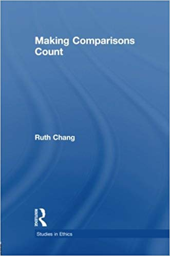 Making Comparisons Count, Routledge, 2001 - The central aim of this book is to answer two questions: Are alternatives for choice ever incomparable? and, In what ways can items be compared? The arguments offered suggest that alternatives for choice no matter how different are rarely incomparable, and that the ways in which items can be compared are richer and more varied than commonly supposed. This work is the first book length treatment of the topics of incomparability, value, and practical reason.