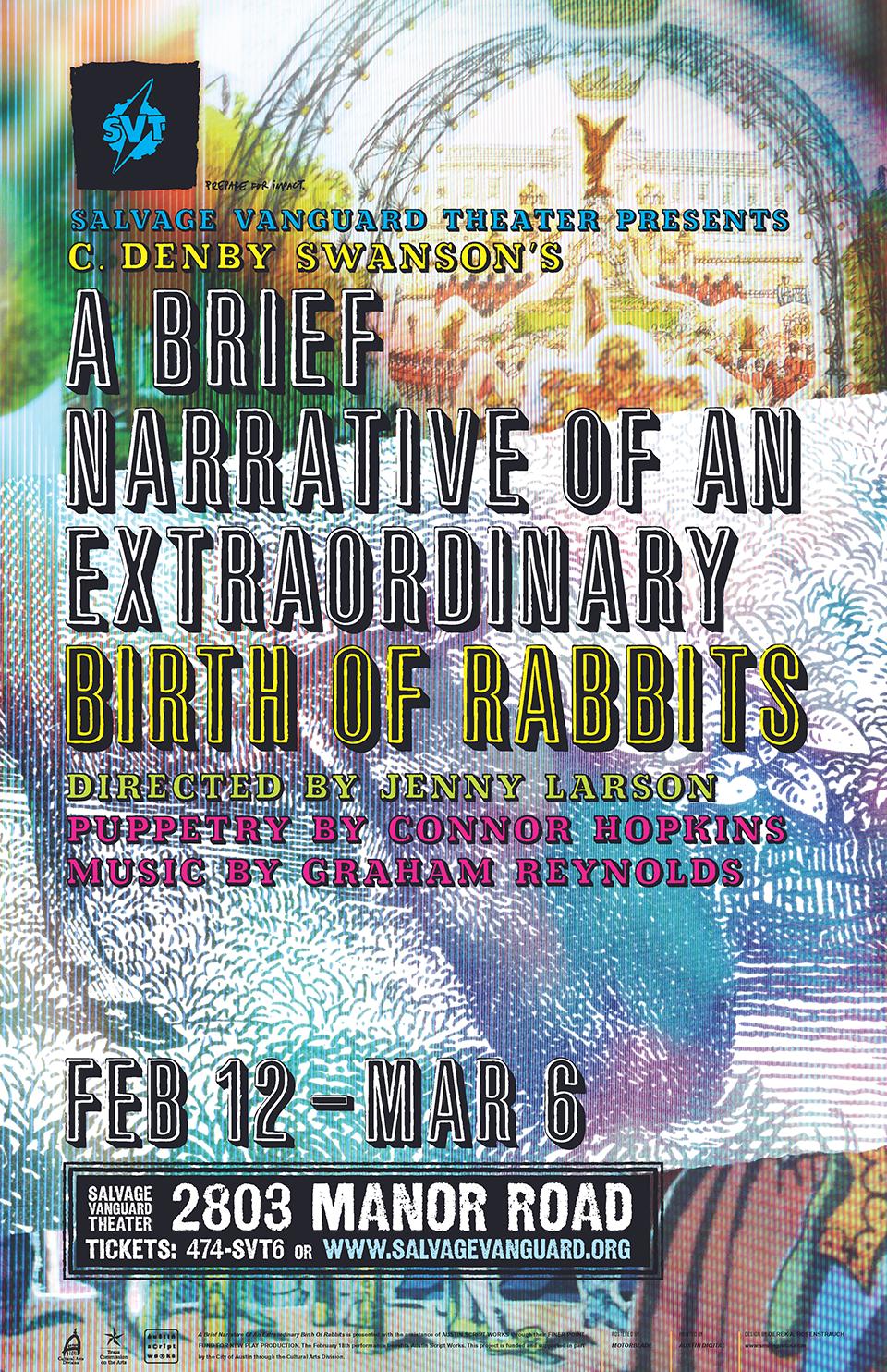 A Brief Narrative of an Extraordinary Birth of Rabbits