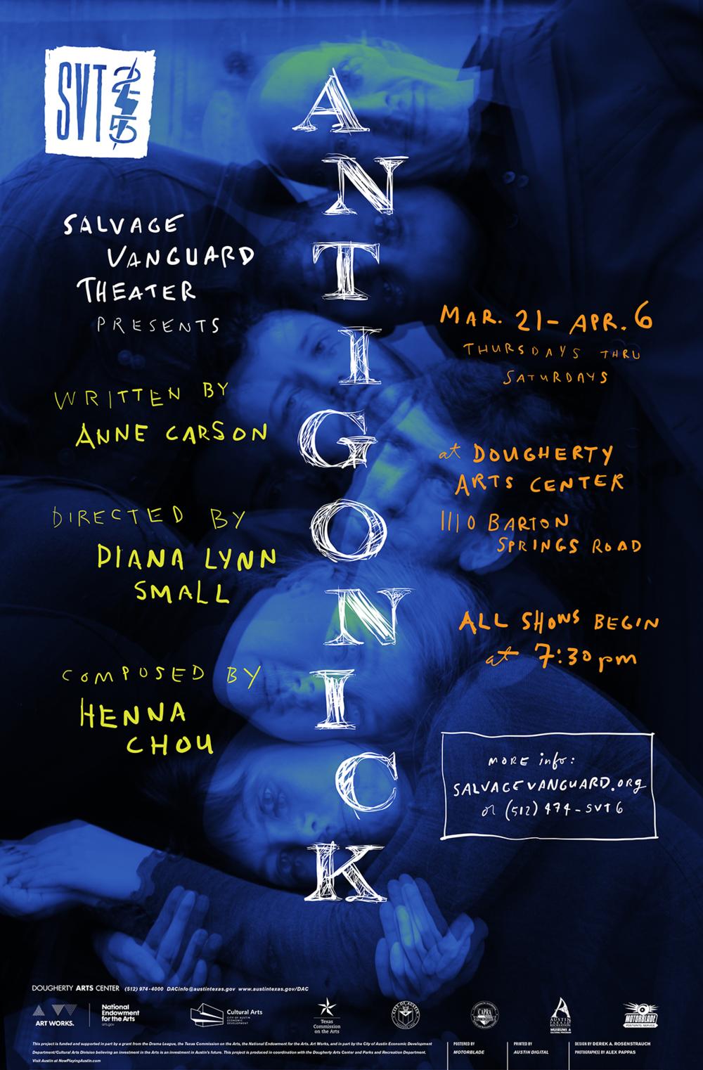 Events — Salvage Vanguard Theater