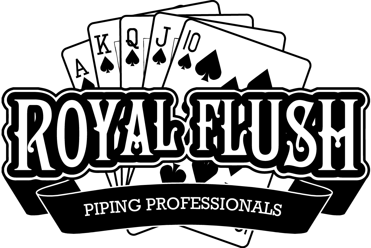 Royal Flush Piping