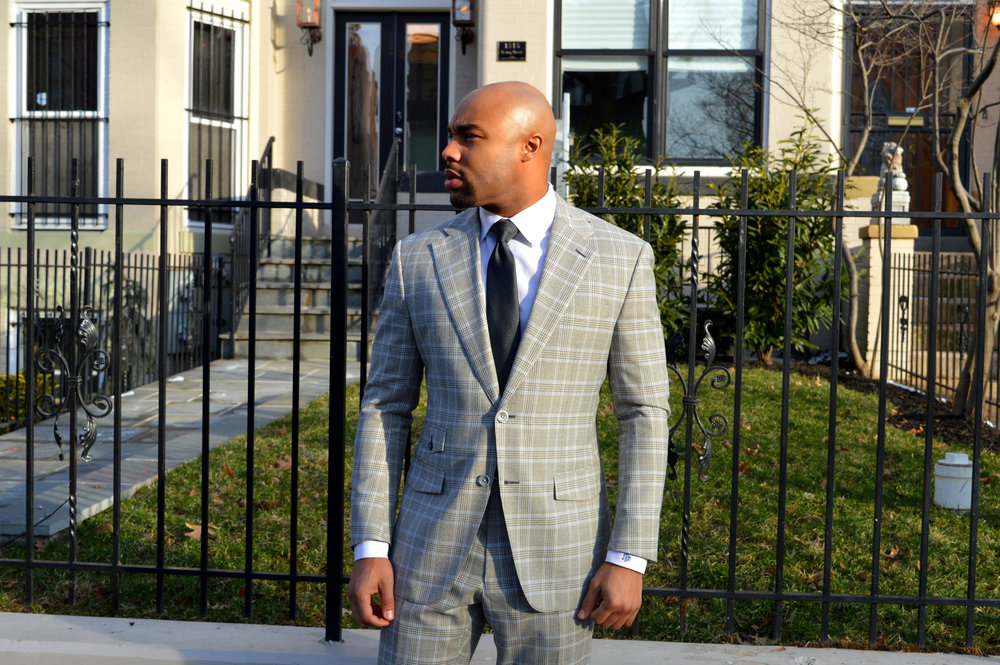 Men's suits and shirts tailored to your body, style, and full potential.       SCHEDULE A FITTING