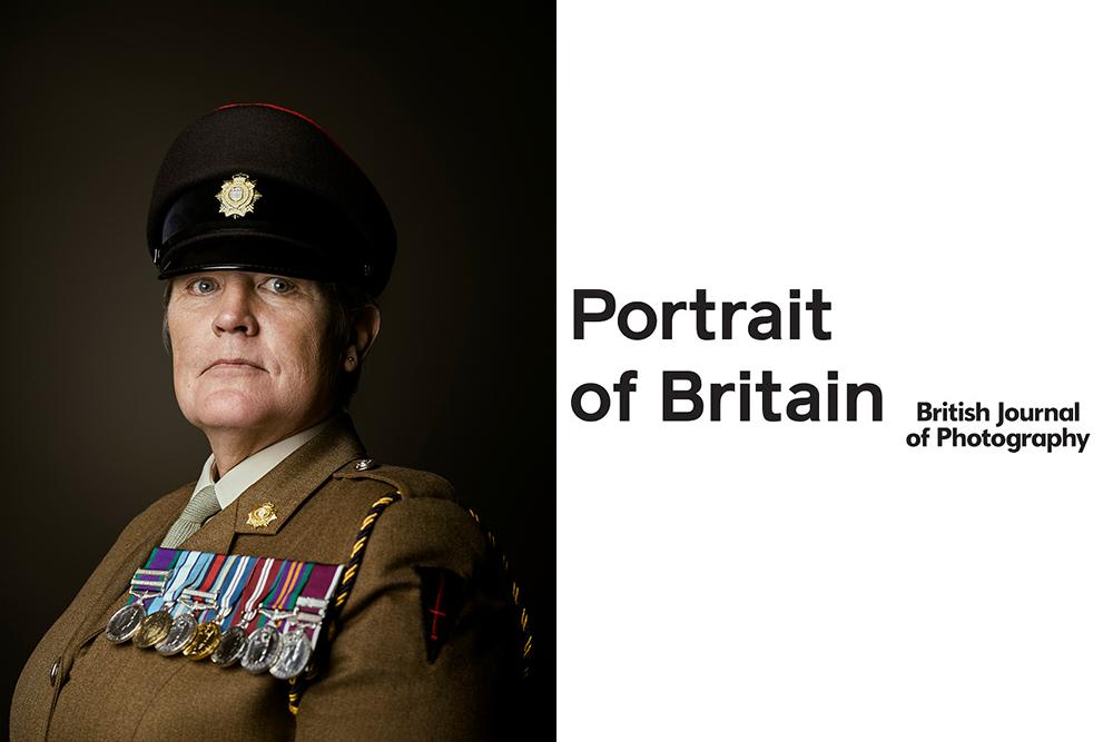 Winner of the Portrait of Britain 2018