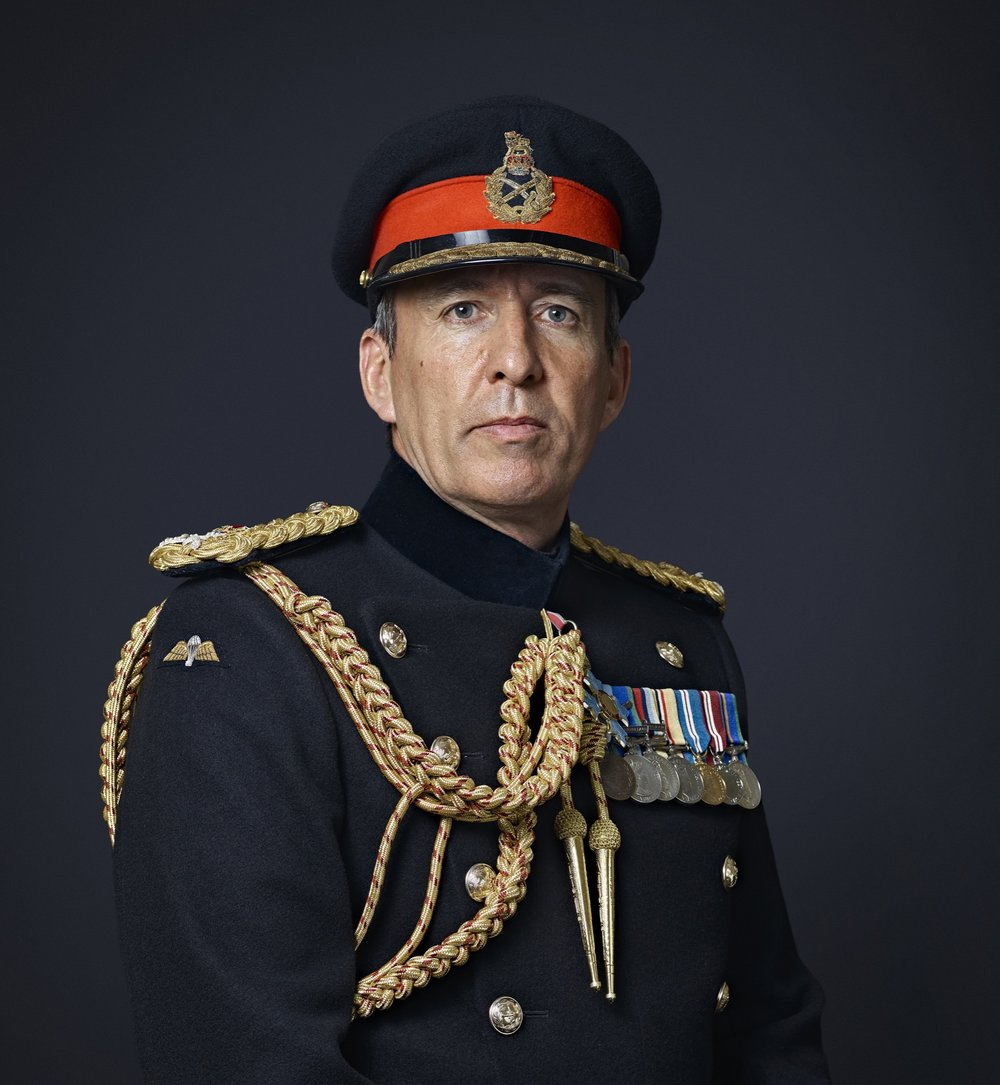Lieutenant General James Bashall CBE Commander Home Command.jpg
