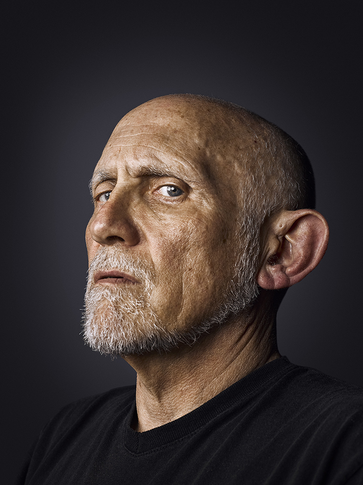 Armin Shimerman Portrait Sitting, Rory Lewis Photographer (Los Angeles 2018)