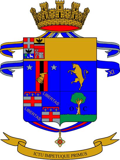 1° Reggimento Bersaglieri