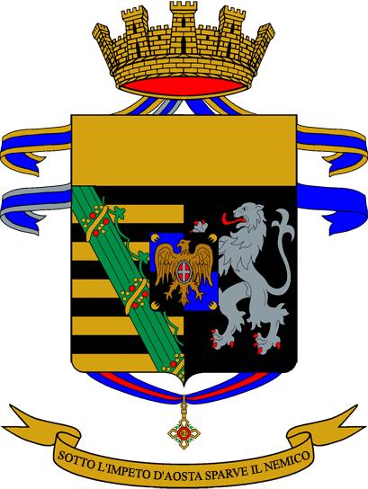 """5º Reggimento fanteria """"Aosta"""""""
