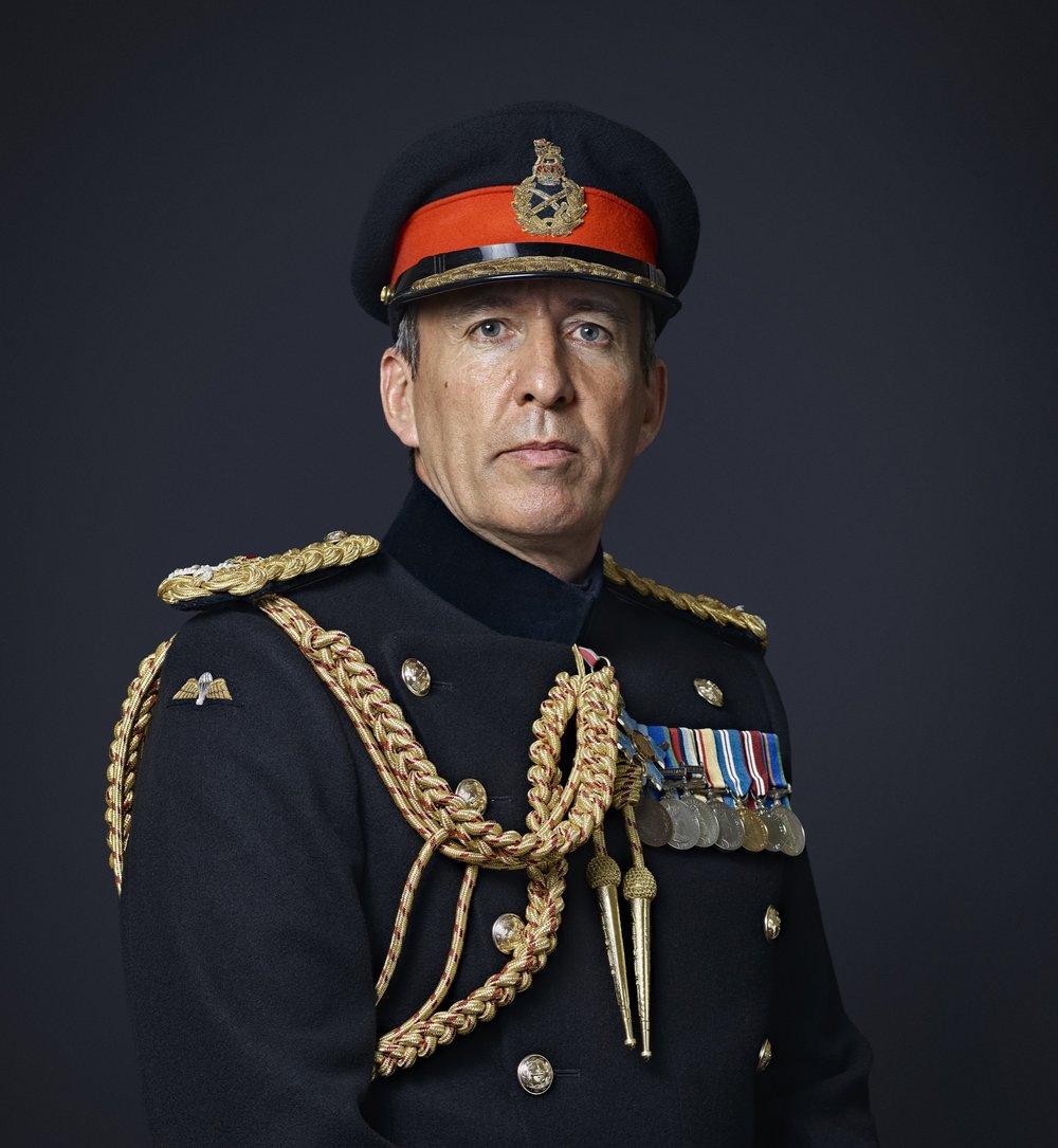 Lieutenant General James Bashall CBE Commander Home Command.jpg