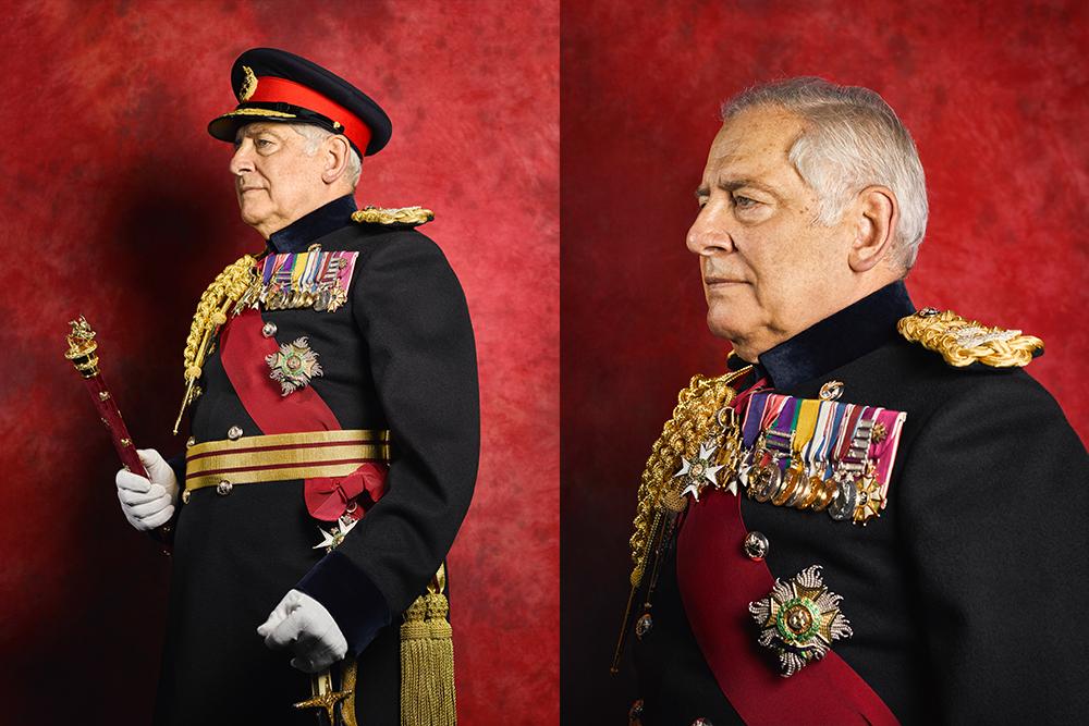 Field Marshal Charles Guthrie, Baron Guthrie of Craigiebank, GCB, LVO, OBE, DL