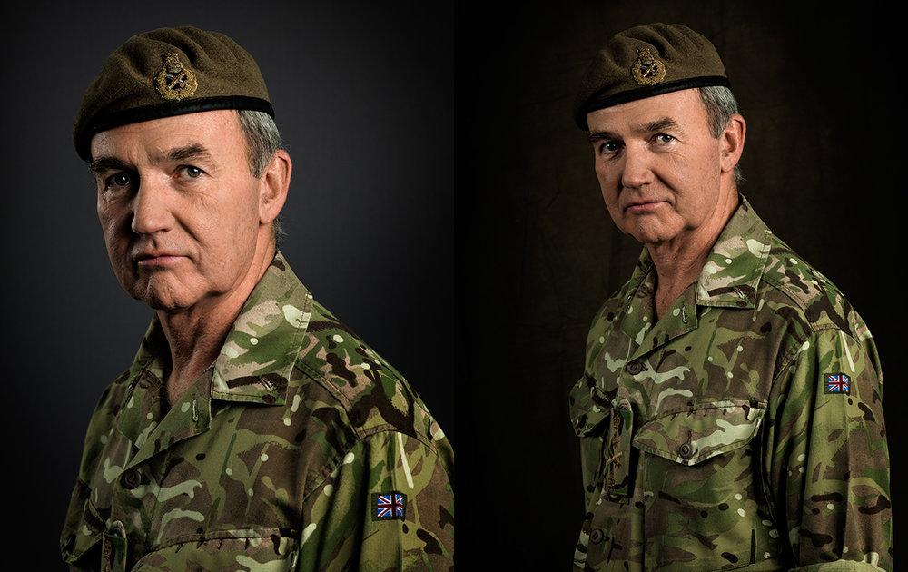General Sir John Nicholas Houghton GCB, CBE, ADC