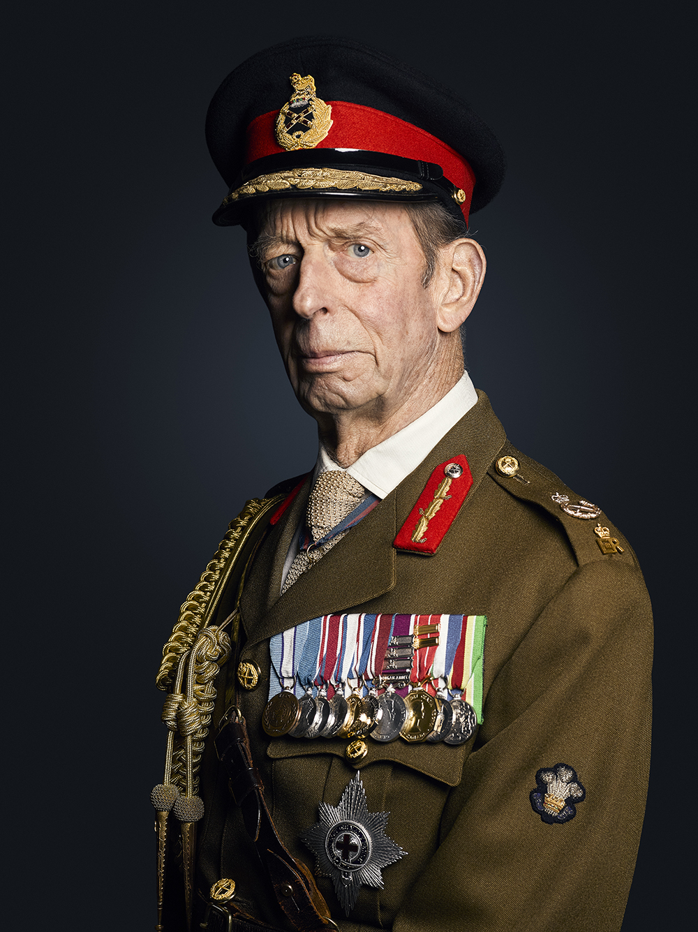 Prince Edward, Duke of Kent (Rory Lewis London Portrait Photographer)
