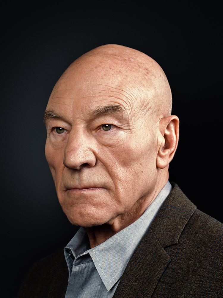 Northerners - Rory's iconic portrait exhibition returns to Manchester in August 2019. Featuring portraits of Northern Icon's such as Sir Patrick Stewart, Sir Ian McKellen, Craig Charles and many more.