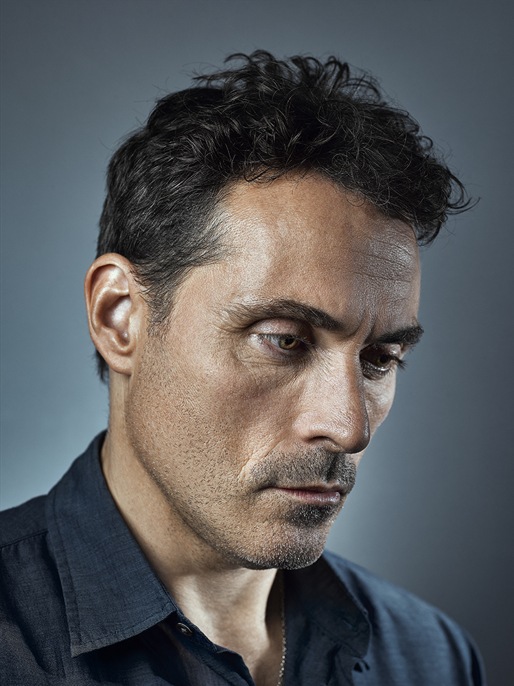 Rufus Sewell (Actor) Rory Lewis Photographer 2018 (Los Angeles) CA