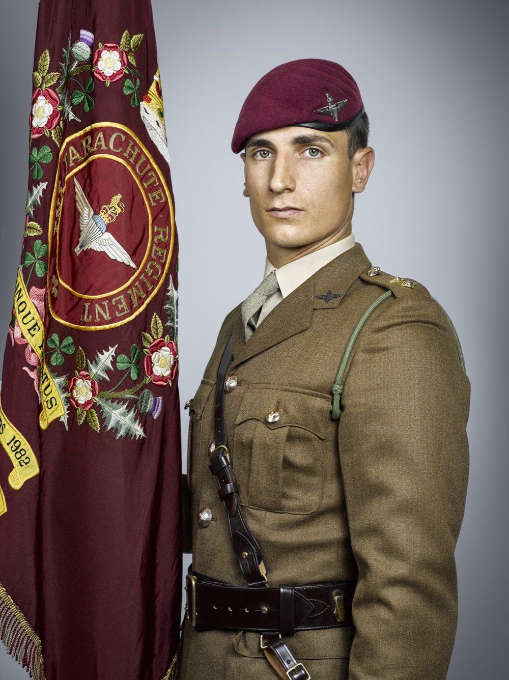 3rd Battalion  ,   Parachute Regiment   (3 PARA) Rory Lewis Photographer London Military Portrait Photographer 2018