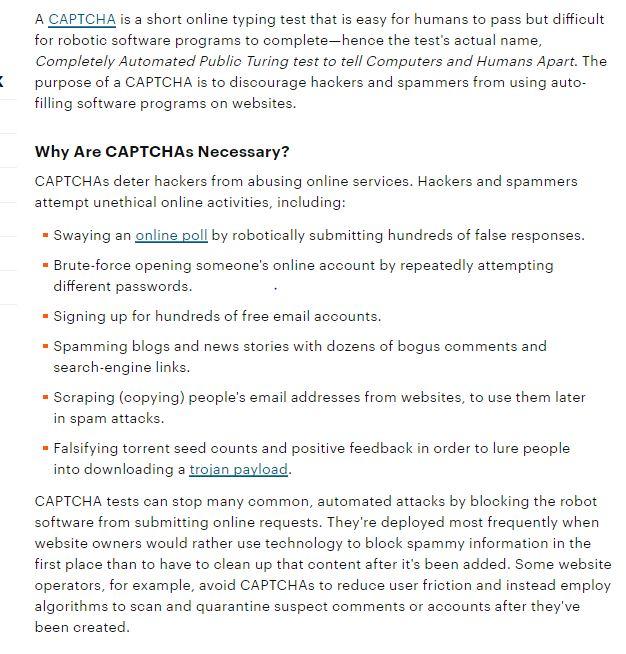 Captcha Typer App