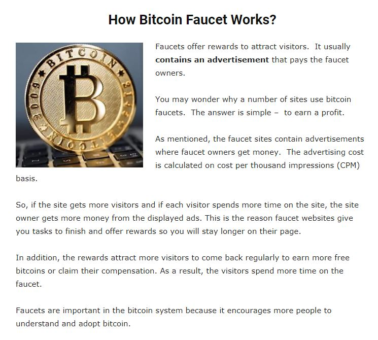 """You click/watch ads for free crypto. Yes, it's real. """"Offerwalls"""" can also pay you Bitcoin/altcoins to download or play a free app, surveys and more."""