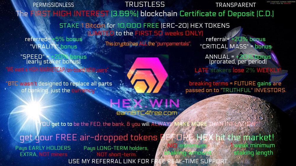 https://www.earnbtc4free.com/promos-1/2019/4/16/hex-new-format-in-progress
