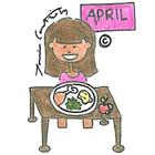 Un pasto giornaliero per 30 bambini per un mese €90
