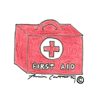 1 First aid kit €90