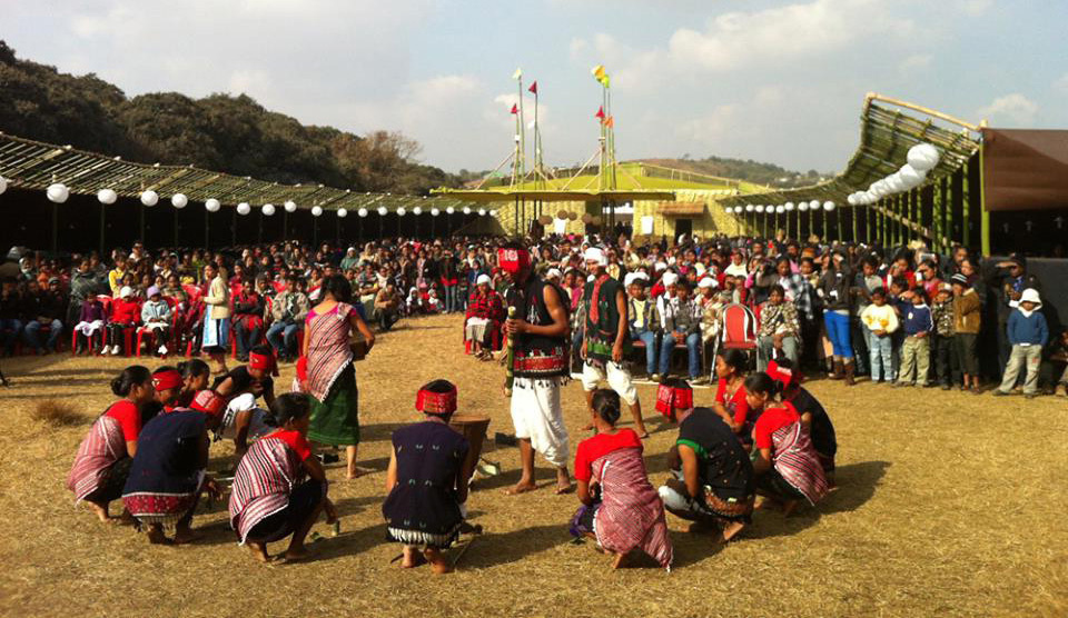 SONIA all'Indigenous Terra Madre a Shillong in India