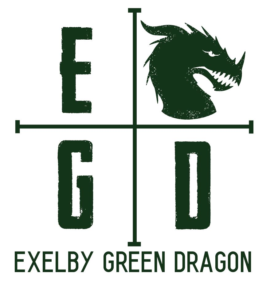 EXELBY GREEN DRAGON
