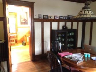 The original space was closed off from the rest of the house and lacked efficiency.