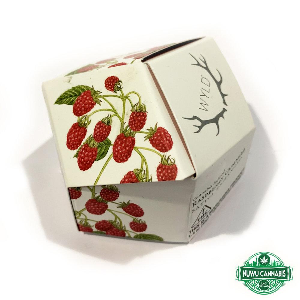 Raspberry Gummies by Wyld