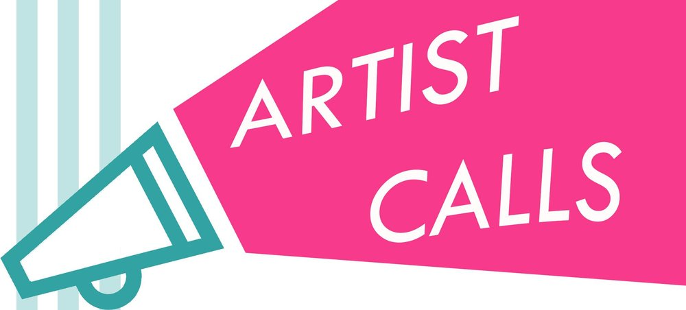 Graphics - Bright pink and teal brought an unexpected color palette to a government voice. By using a consistent color palette across text graphics, I sought to establish better brand recognition for Raleigh Arts.