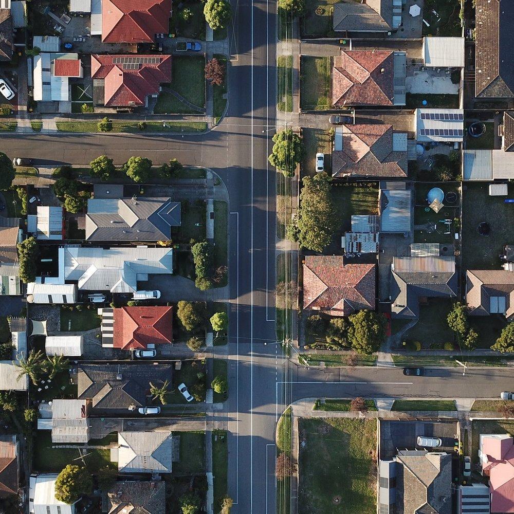 Around the Neighborhood -