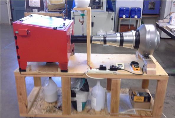 Sandblast Testing