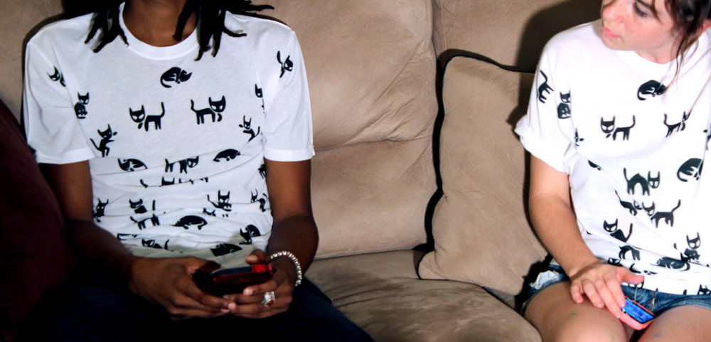 Cat Shirts   sublimation printing on shirts. 2015