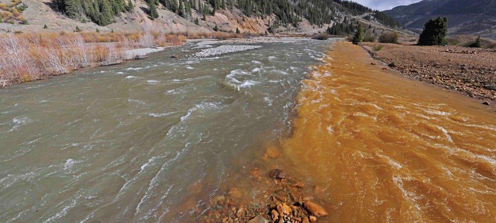 2105 Gold King mine spill