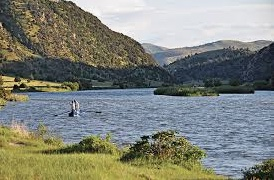 LIVE AUCTION  Guided float on the world-famous Madison River in Montana with Mike Lum