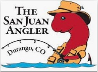 LIVE AUCTION  Guided trip with  The San Juan Angler  on private water on the Pine River