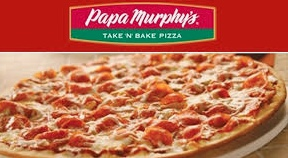$300 in gift certificates for  Papa Murphy's