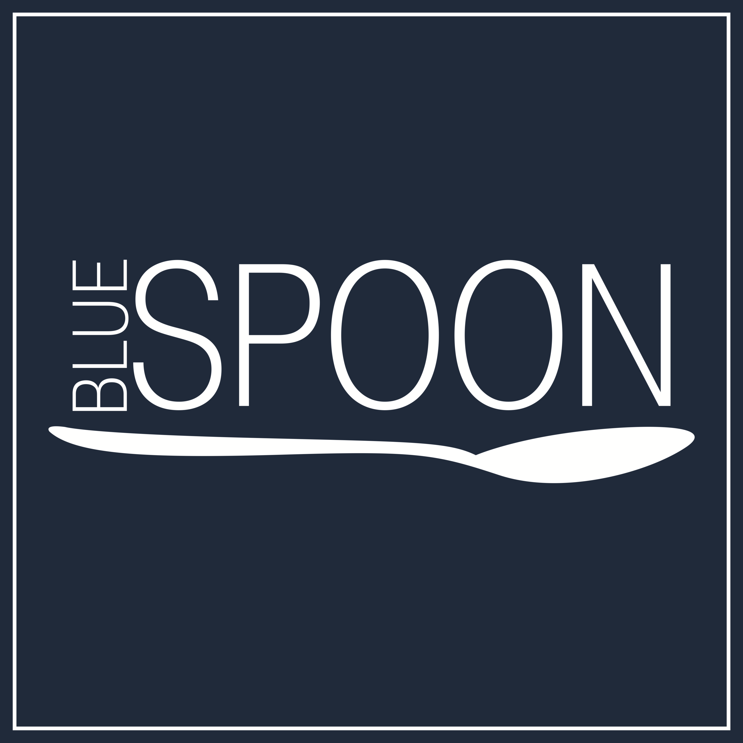The Blue Spoon