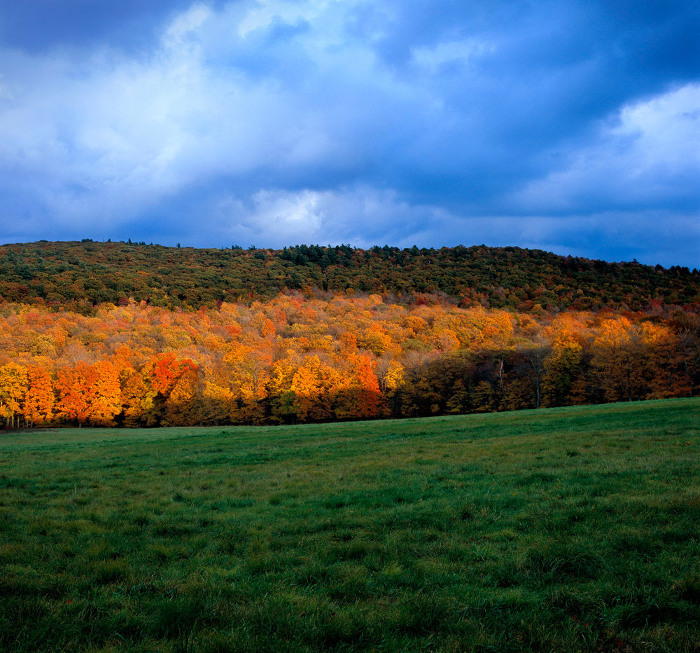 """Fall Colors"" - The Berkshires"