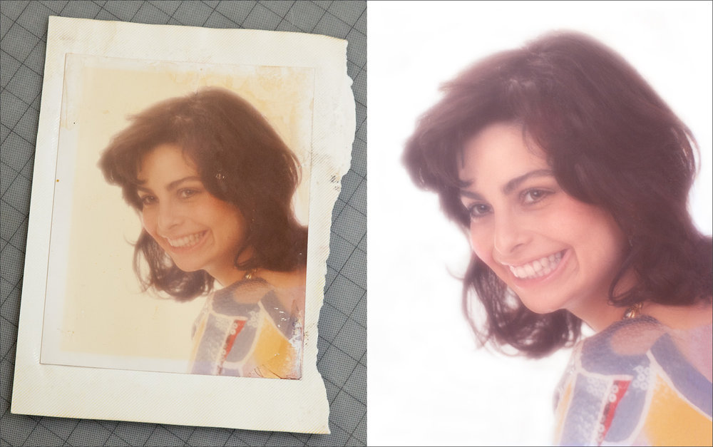 Photo Restoration and Repair