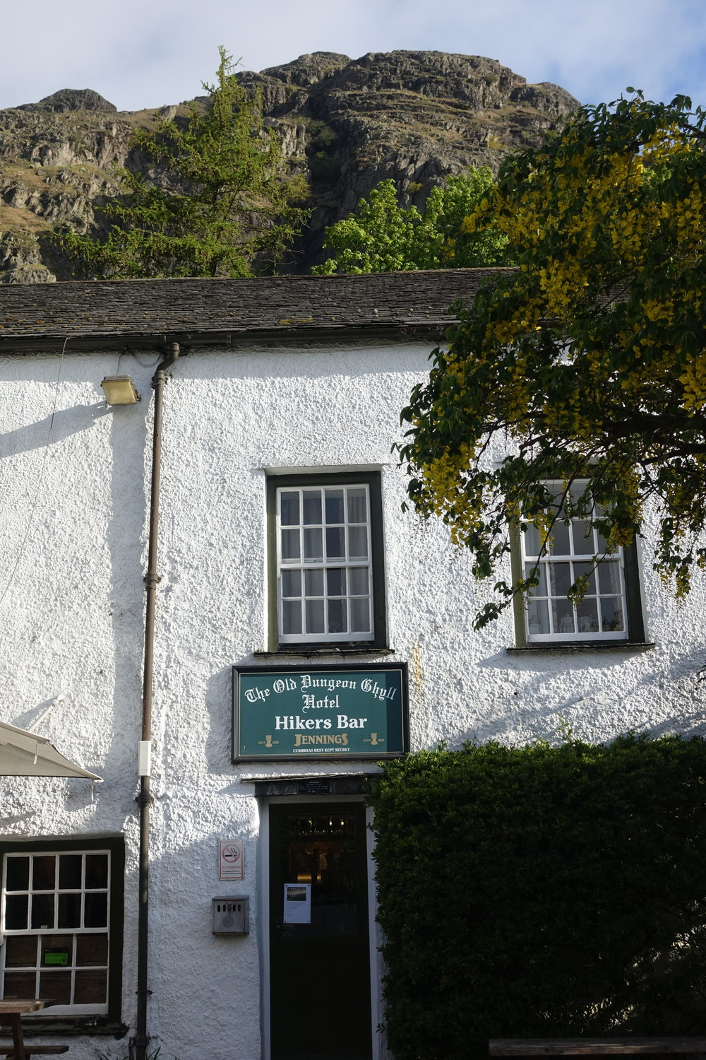 The inn that started us off