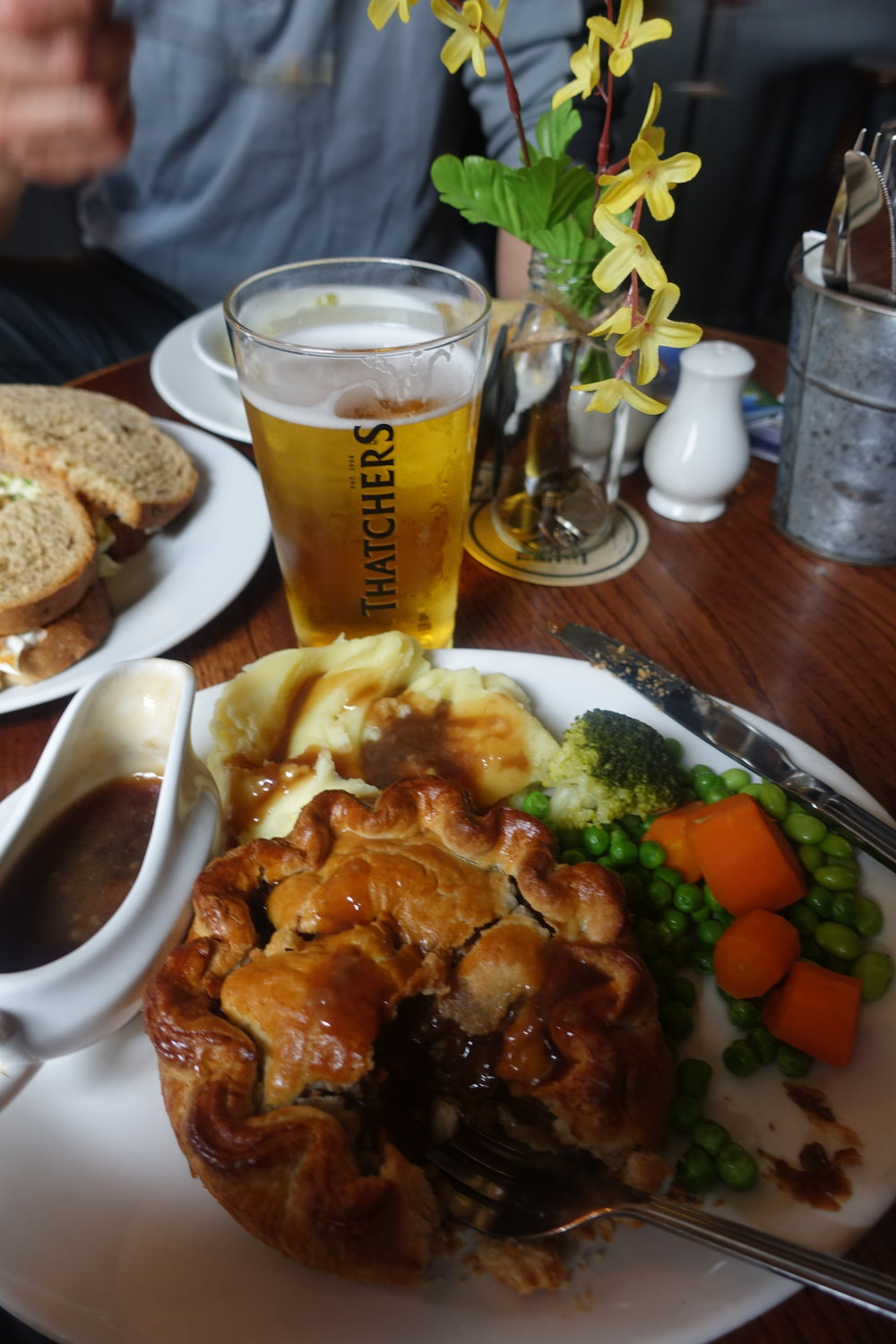 Pub meals are hard to beat