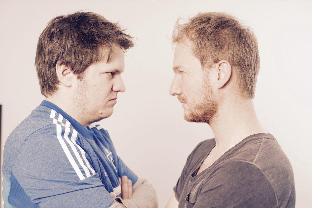 Jens und Moritz 2009
