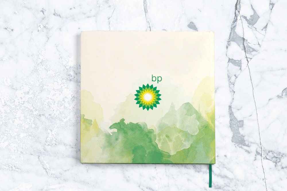 BP TURKEY 100ᵀᴴ ANNIVERSARY - ClientBP TURKEY / 2012Request of the ClientPrestige book for the 100th anniversary and complete visual designs and invitationsWhat We DidContent Graphic design Printing Invitation Cards Newsletter Visuals used for decoration Barcovision