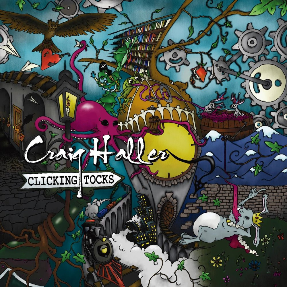 Clicking Tocks - EP by Craig Haller