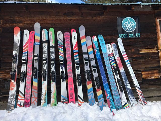 Sego Ski Co., the Teton based ski company, is bringing their latest handcrafted skis to Sleeping Giant over the weekend of February 16th and 17th. Ski enthusiasts will have the opportunity to try out their different kinds of skis and enjoy another weekend on the slopes.⠀ ⠀ Demos will run from 9:30 a.m. to 3:30 p.m. both days. Improve your skiing with these all mountain beauty's along with a lesson from one of our PSIA certified Pro Instructors - all half day private lessons include free Sego Ski Demo! ⠀ ⠀ For more information visit our events page on Facebook - see you then!