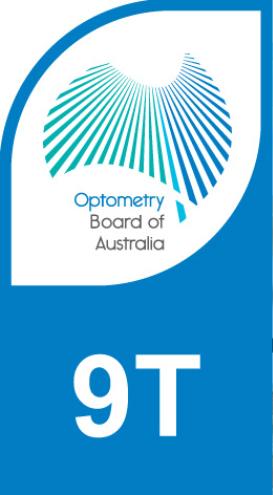 Optometry Education Brisbane Dr Brendan Cronin.