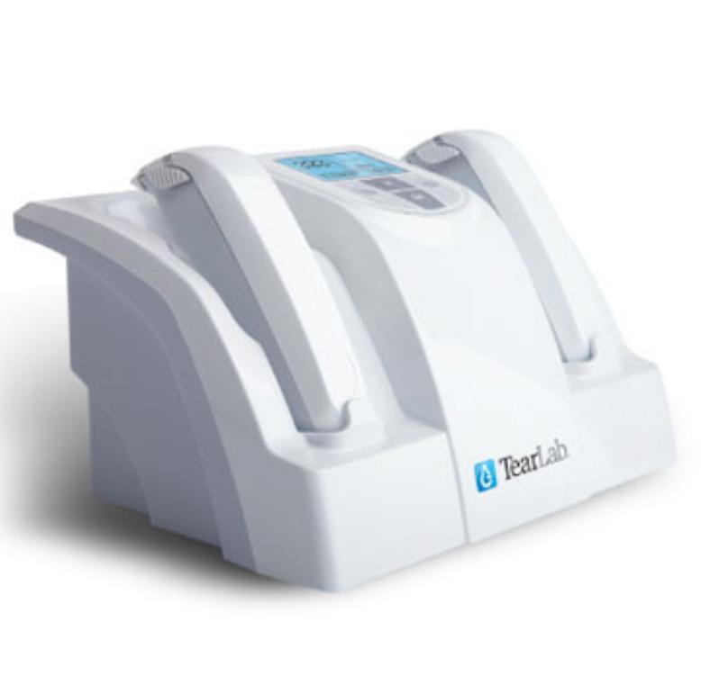 Tear Lab Dry Eye Diagnosis by Dr Brendan Cronin Brisbane.