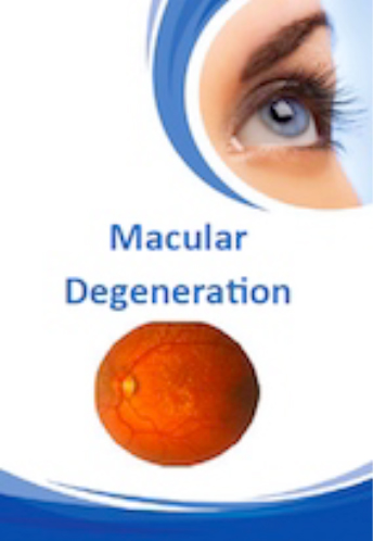 Macular Degeneration Brochure for Brisbane Ophthalmologist Dr Brendan Cronin  Queensland Eye Institute.